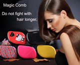 ★2 Or More For Free Shipping★ Magic Comb Hair Bean TANGLE-FREE COMB/ Brush / Detangle Comb / Bee Comb/ Hair Comb