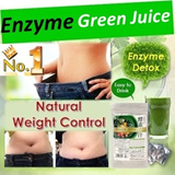 *BUY 5 GET 1 FREE* JAPAN NO.1 Best Seller Enzyme Green Juice - Natural Weight Control + Detox + Digestive Health + Natural Weight Loss