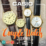 [CHEAPEST PRICE IN SPORE] *CASIO GENUINE* Couple Watches! Free Shipping 1 year warranty and Free Box!