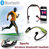 Sports Wireless Bluetooth Earphone Headphone Headset for iPhone 4g 4s 5g 5s 6s for samsung note4 3 S5 htc sony xiaomi redmi note LG