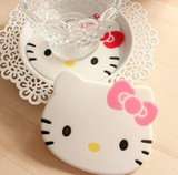 [One Space] Hello kitty cup coaster / cute accessories