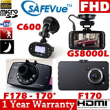 [SAEFVue]1080P FullHD Car Recorder☆1 Year Local Warranty☆Car Camera☆Rear Mirror☆Front Cam☆Best Gift☆Car DVR
