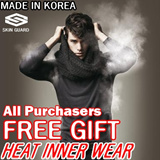 ★2014 New Arriva★Winter heat inner ultra thin thermal underwear for man Mega Heat Gift