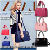 2014 Brand New! Korean Style Women Medium Size Handbags/Shoulder Bag/Fashion totebags/ Ladys Bag
