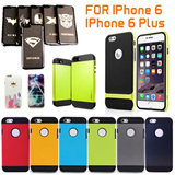 [BUY 2 FREE SHIPPING]2014 NEW LISTING!IPHONE 6/IPHONE 6 PLUS CASE/Super Heros/Slim Armor/Painted IPhone Casing/Case Cover/IPHONE 6 4.7/6 PLUS 5.5/HOT SALE