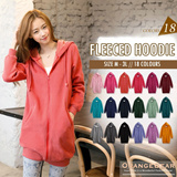 OBDESIGN ★ I.MODA ★ LONG FLEECED HOODIES ★ JACKETS ★ PLUS SIZE ★ FREE SIZE ★ 8 COLORS ★ TRAVEL ★ OFFICE