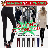 ★Buy1 Get1 Free★ Christmas Amazing SALE Chance Napping Leggings