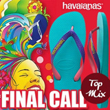 Havaianas Top Mix flip flops 100% Authentic Free Shipping direct from KOREA! christmas gift