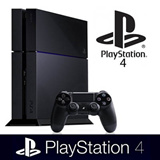 [Sony] PlayStation 4 PS4 console 500GB Jet Black 1 dualshock controller included PlayStation4 NEW