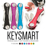 Keysmart - Key Holder - Key Organizer - Key Smart - Perfect Gift for Christmas