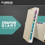 [Super Sale!]★VERUS CRAYON DIARY★VERUS HARD DROP CASE★SAMSUNG Galaxy Note Edge/Smart Phone case/etc/mobile/gift