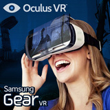 [New Arrival]Samsung Gear VR Innovator Edition / SM-R320 / Oculus 360 Videos / Oculus Cinema / Games