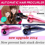 [Fast FREE Delivery] (PROCurler) Automatic hair curler/ Perfect Curl Recommended in 女人我最大