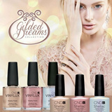 CND Vinylux Holiday 2014 Gilded Dream | Three Special color collection