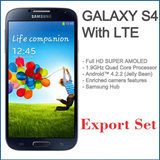 [SUPER TIME SALE!]SAMSUNG Galaxy S4 4G (LTE) 32GB/4G LTE Full HD (Unlocked)/