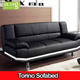 [BLMG_SG] Torino Sofabed★Sofa★Furniture★Chair★Sofa Bed★Chinese New Year★CNY★Gift★Living★Multi purpose★Comfortable★Local delivery