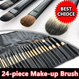 [VINS]★BEST PRICE★24-piece Make-up Brush Set/2 Colours+Option of Two Sets Available/2 Sets with 1 shipping charge.