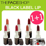 Freyja Cosmetic § [The face shop] Black Label Lipstick 1+1