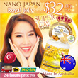 [SUPER LOW PRICE - HAZEY DAY SALES] ★HIGH RECOMMENDED BEAUTY FOOD★ NANO ROYAL JELLY • 2200mg HDA-10 ACTIVE • COLLAGEN BOOSTER • Organic Certified ♥ Made In Australia