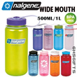 Nalgene Water Bottle/Wide Mouth/BPA Free/Small water Bottle 500ml 16oz/1000ml/32oz/Special Edition/Glow/Glitter Pink/Original Made in USA/School/Outdoor/Sports