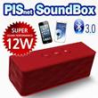 [PisNet Sound Box] ★Bluetooth Speaker★Korean No.1 Sold★Best of Best★samsung galaxy S5 galaxy Note 3 case/S3 S4/phone/casings/iPhone 5S/screen/LG/wallet/teacher day gift/phone/etc/bluetooth headset