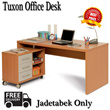 Tuxon Office Desk (FREE SHIPING ONLY JADETABEK)