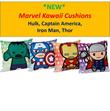 *SPECIAL DEAL* (NEW MARVEL COLLECTION FOR KIDS) MARVEL BEDSHEET / KAWAII SUMMER BLANKET + AVENGERS ASSEMBLE KAWAII COLLECTION BEDSHEET (FITTED SHEET / COMFORTER SET)