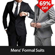 [RedAnne] Mens Formal Suits(Blazer+Pants) Fast FREE Shipping! Business/Causal Suits/ Jaket