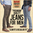 JEANS FOR MEN**Slim fit and regular Fit**LOCAL BRAND**
