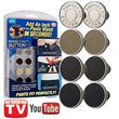 Free Shipping^SG Stocks-The Perfect Fit Button-As seen on TV Instantly Adjust/Add Button to Pants Sk Instant Fix a Zipper