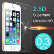Tempered Glass Screen Protector for iPhone 4/4S/5/5S/5C S4 S3 S5 Note 2/3 Air and Mini with Retina Redmi Xiaomi Hongmi HTC One M7 M8 Xperia Z1 Z2 LG G2