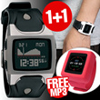 [Chistmas Special Gift] Nixon Watch 1+1 *Plus FREE Mp4 Watch !