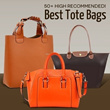 European and American style Large Shoulder Tote messenger bag handbag 22 color