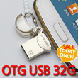 thumbdrive★SALE EVENT★MINI STONE OTG USB Flash Memory (32GB) Galaxy S2/S3/S4/S5/Note/Note2/Note3/Smartphone to PC Compatible