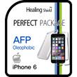 [Healing Shield] iPhone 6 / iPhone 6 Plus Perfect Package AFP Olephbic AG Nanovid AB Anti-Blue AS Anti-Shock (LCD Protector 2pcs + Surface Protector 1pcs + Design Skin 1pcs + Lightning Case 1pcs)