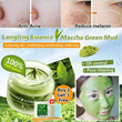 *Buy 1 Get 3*Beature Longjing Essence Maccha Green Mud/Deep Cleansing/Acne solution/Cleansing detox and Whitening effect