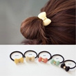 [BUY 4 in 1 TIME Shipping rate] *One Space* Korea design Candy Hair rubber band / hair ties / sweet and good quality / whole sales / hair style