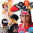 Korean Caps / Hats / Running Man /Gdragon Snapback/ Wool Cap/ Childrens hats