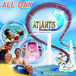 (SAVE 52%) ATLANTIS Ancol - Tiket Masuk All Day