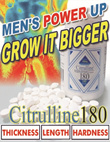 Citrulline 180 tablet volume up version ※Men`s power up supplement※Volume up to 180 tablets Free shipping from JAPAN within 3 days!!