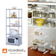 Storage shelves 3 4 5 tier/ Space Arrangement Frame/3 tier multi storage rack/ sink shelf Kitchen Organiser Storage Bookcase