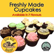 $0.55 for Freshly Made Cupcakes at Guru Nice Bakery !!! Available in 7 Different Flavours !!!