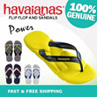 Havaianas Power Flip flops and Sandals IN STOCK READY TO SHIP SAME DAY 100% Genuine product !!