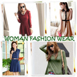 WOMAN FASHION WEAR | CHOOSE FROM BLOUSE SHIRT DRESS AND MORE | FIND THE CUT THAT SUITS YOU THE BEST