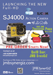 SJ4000 WiFi - SJCAM *PRE-ORDER Starts Now* 1080P Full HD Action Camera - www.jmbsynergiz.com - 100% TRUSTED Singapore and Overseas Distributor [1 Year Local Warranty]