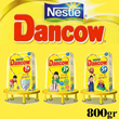 DANCOW 1+ 3+ 5+ dengan 3 Varian Rasa (800gr)