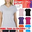 !WOMEN ACTIVE BASIC TEE! 100% AUTHENTIC MORE THAN 20 COLOURS! CASUAL/FITNESS/YOGA/TRAINING! ALL DAY WEAR! NO RESTOCK! LIMITED STOCK!