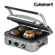 [Cuisinart] all-in-one-sided electric grill GR-4NKR sided grill / portable grill / camping grills / multifunction home draw