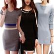 Autumn dress new★The Korean style of dress★Lace dress★Longuette★Knit dress★OL style jacket★Loose coat★Female★