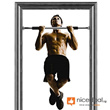 Chin-Up Bar/ Doorway pull-up gym exercise Hanging Twists Front Chin Back Hang Knee Lift Under Grip Etc
